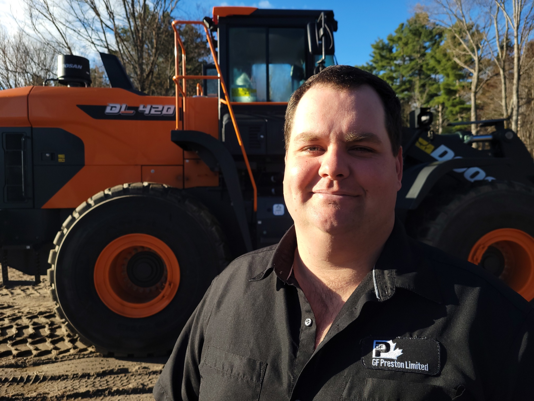 Brent Rudachyk Managing Partner/310T Technician Email – brent@gfpreston.com Number – (877) 245-2456 Ext – 110