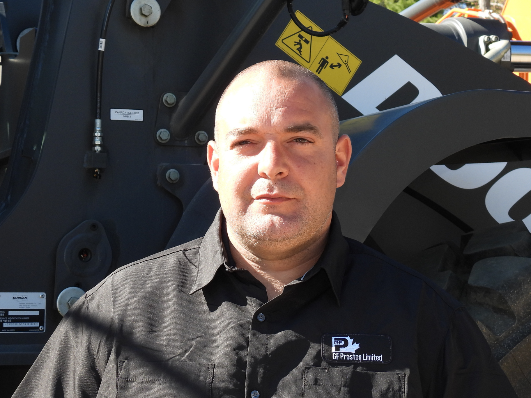 Jamie Smith Service Manager Email – jamie@gfpreston.com Number – (877) 245-2456 Ext – 106